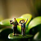 Exploring Happy Miniature People by fruitfulart