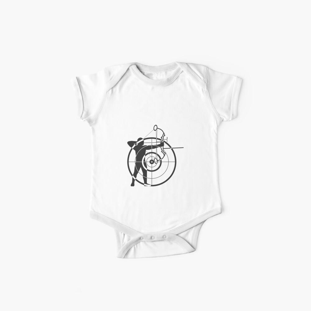 Bogenschießen Bogenrolle Baby Body