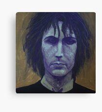 Syd Barrett - Purple Canvas Print