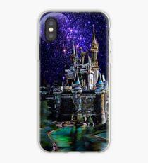 The Magic castle II iPhone Case