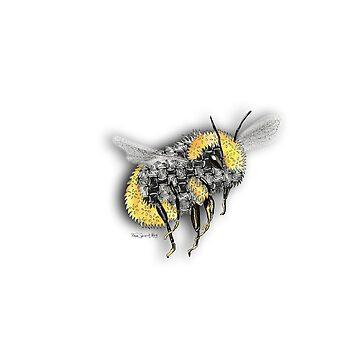 Bee Totem by Free-Spirit-Meg