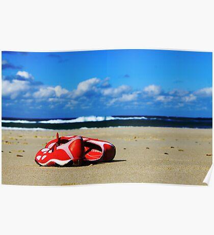Beach Training Poster