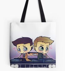 Destiel Tote Bag