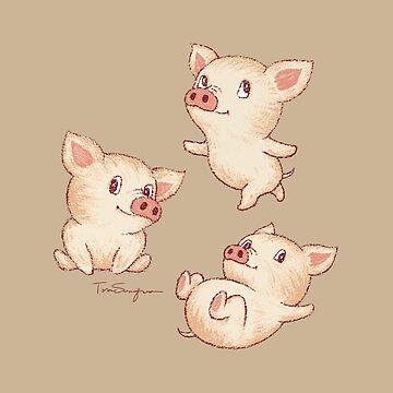 Cerdos lindos de sanogawa