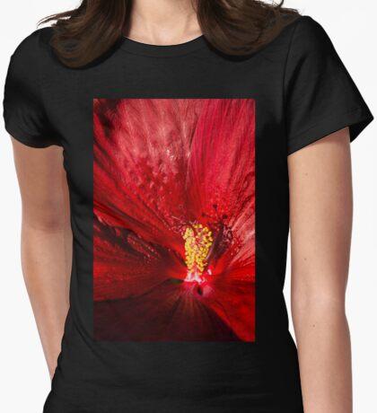 Passionate Ruby Silk T-Shirt