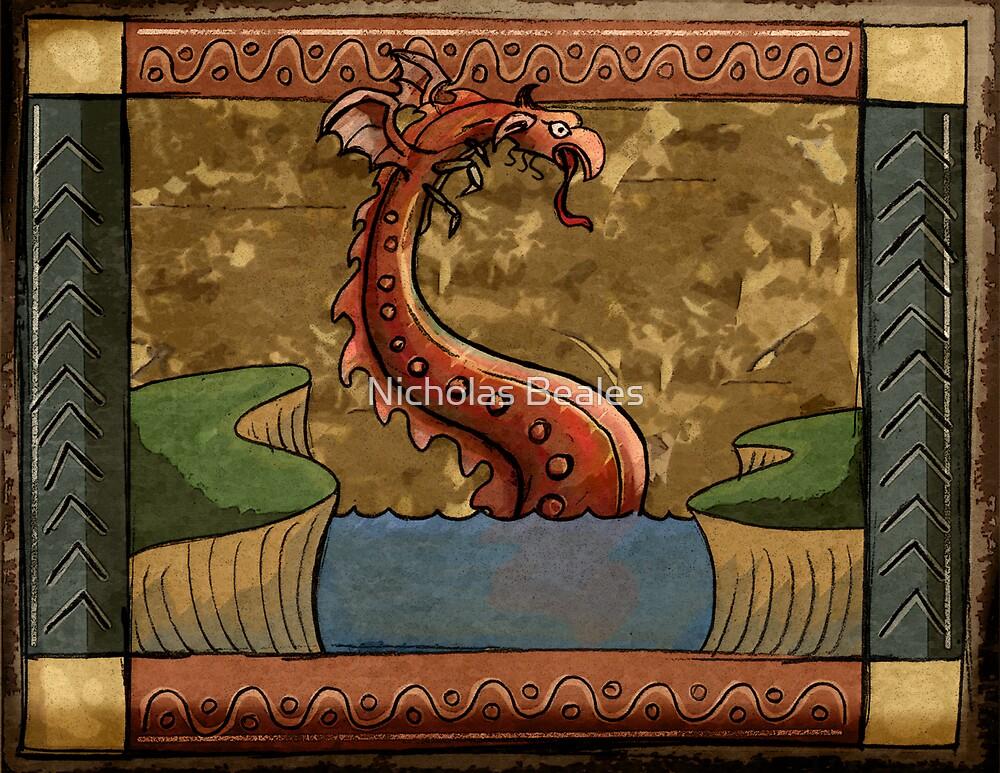 Leviathan by Nicholas Beales