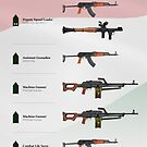 Weapons of the Hungarian Rifle Squad by nothinguntried