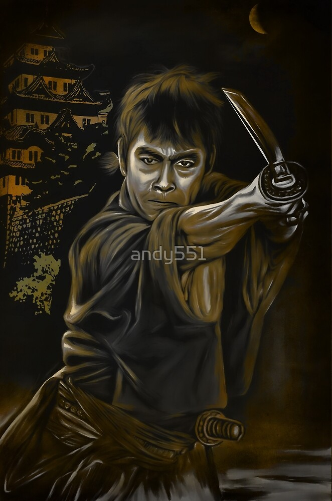 Mifune by andy551