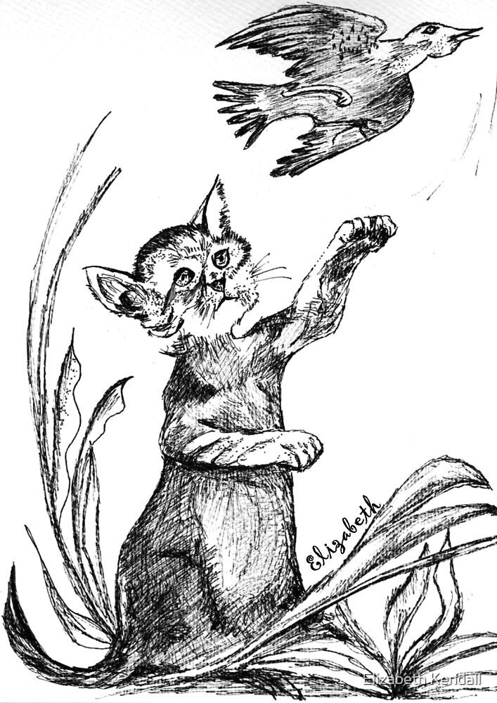 """""""Miaau!"""" by Elizabeth Kendall"""