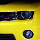 Yellow Camero by Phil Campus