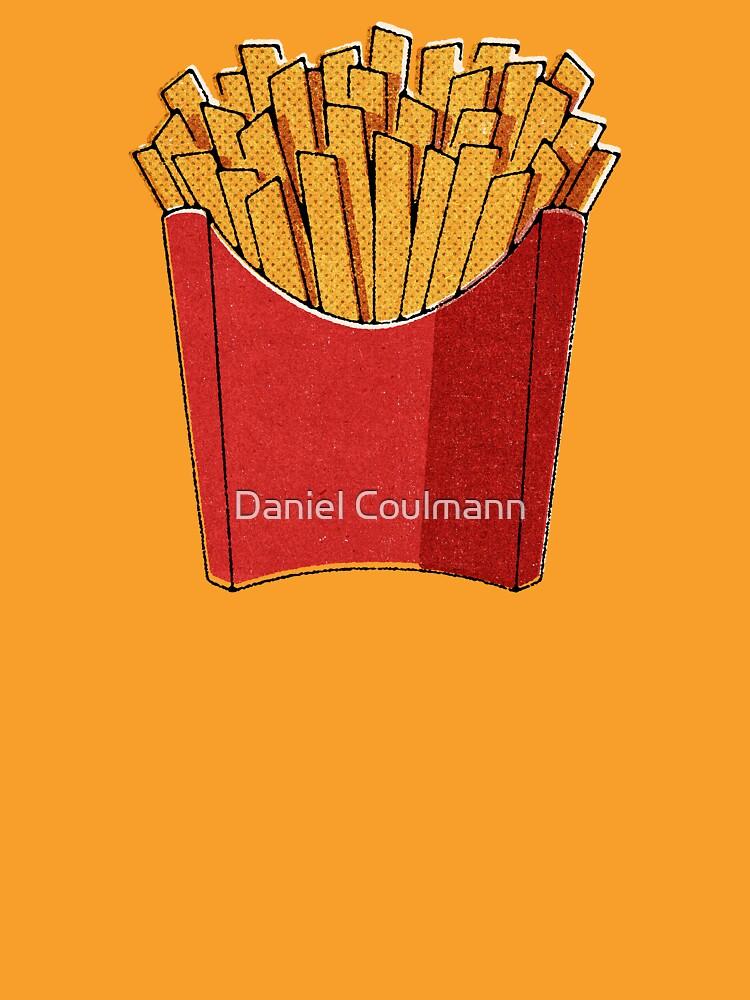 FAST FOOD / Fries by danielcoulmann