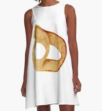 H - ه A-Line Dress