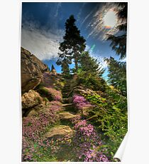 Ohme Gardens Poster