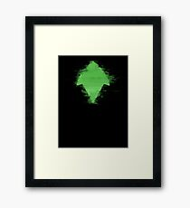 Artemis Young Justice Framed Print