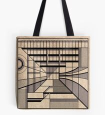 Birmingham Central Library Tote Bag