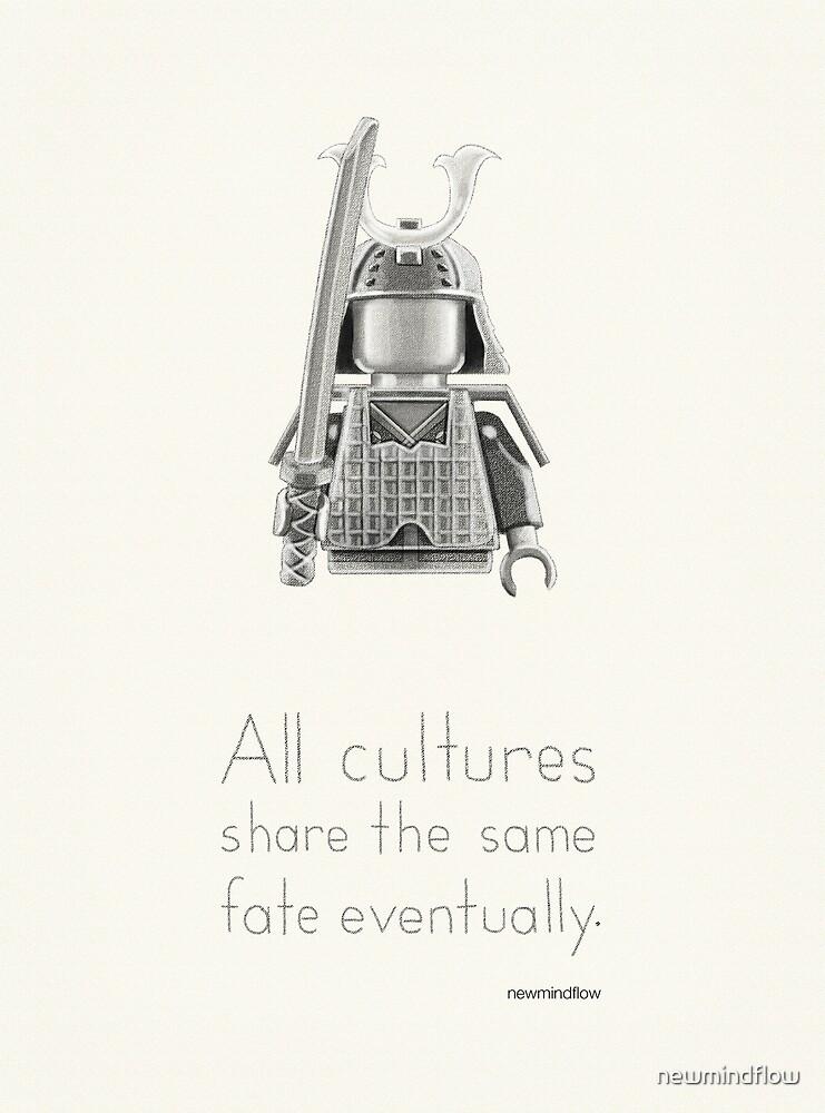 «Japón - Todas las culturas comparten el mismo destino eventualmente» de newmindflow