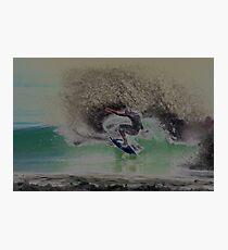 Surfer bro Photographic Print