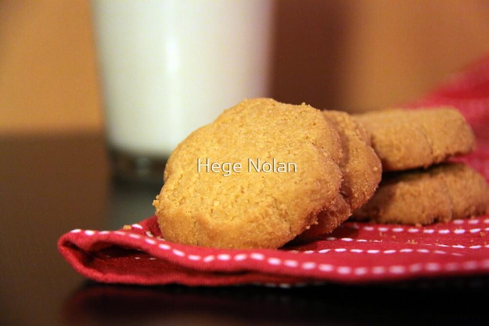 Cookies and Milk by Hege Nolan