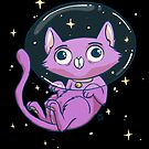 Space Catdet by bleupencil