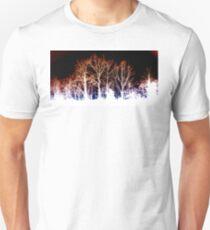 BURNED TREES Unisex T-Shirt