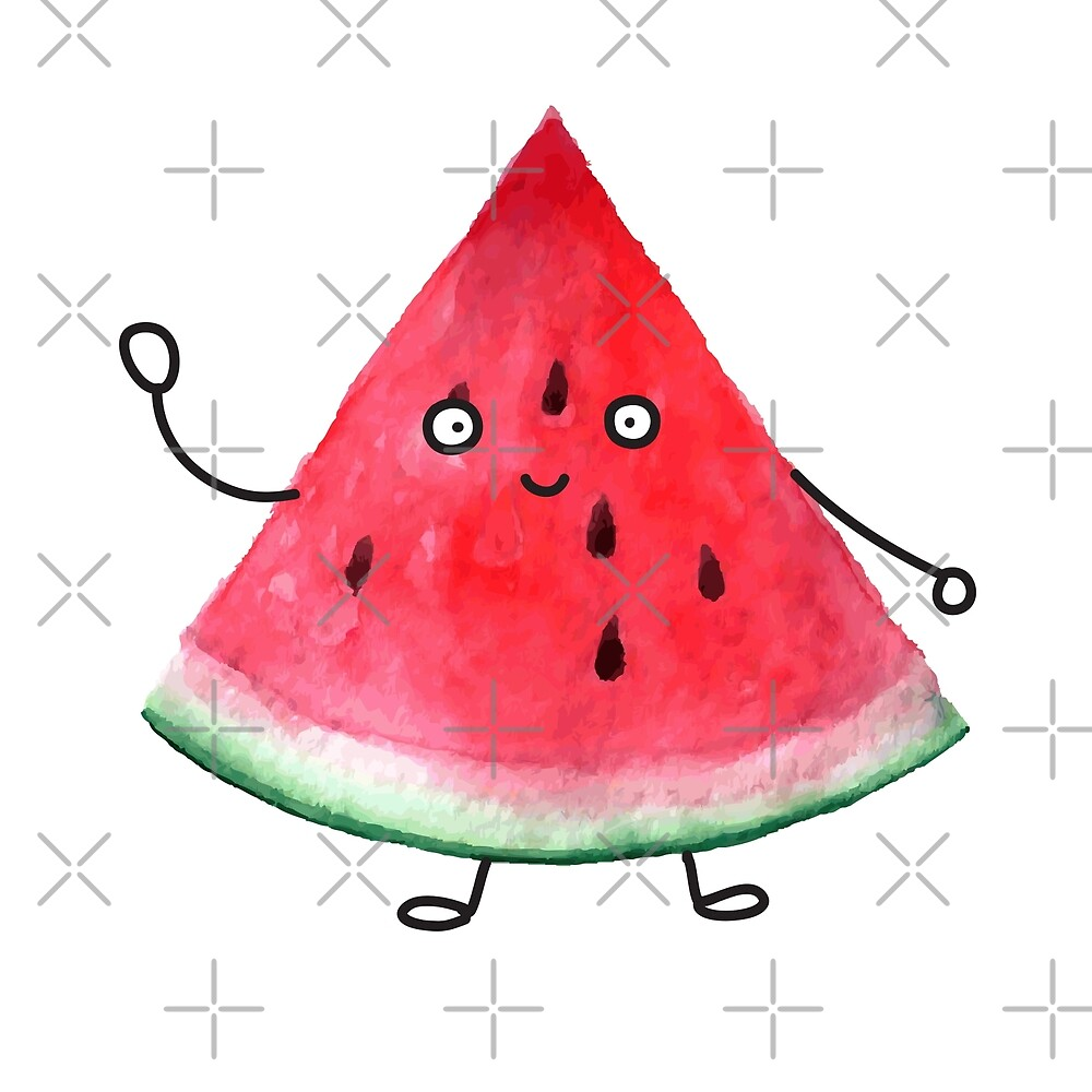 Super friendly watermelon by epine