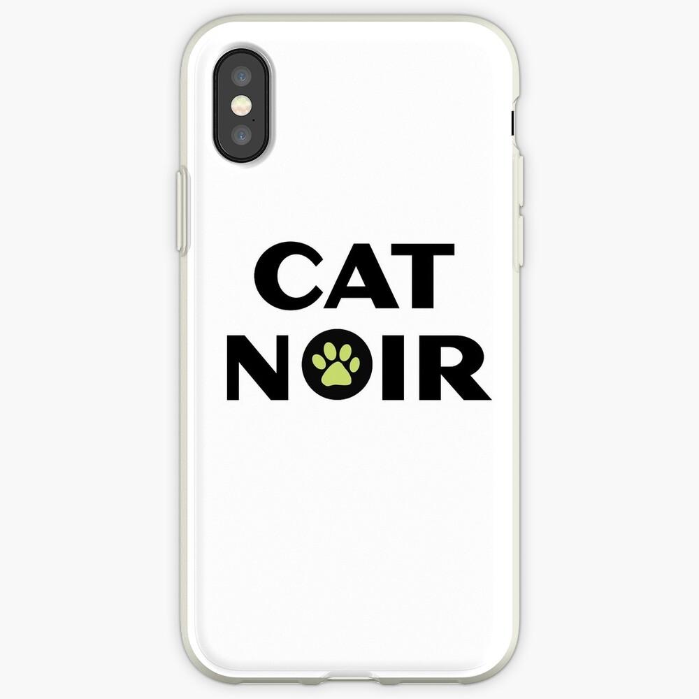 Miraculous Black Cat Noir iPhone-Hülle & Cover