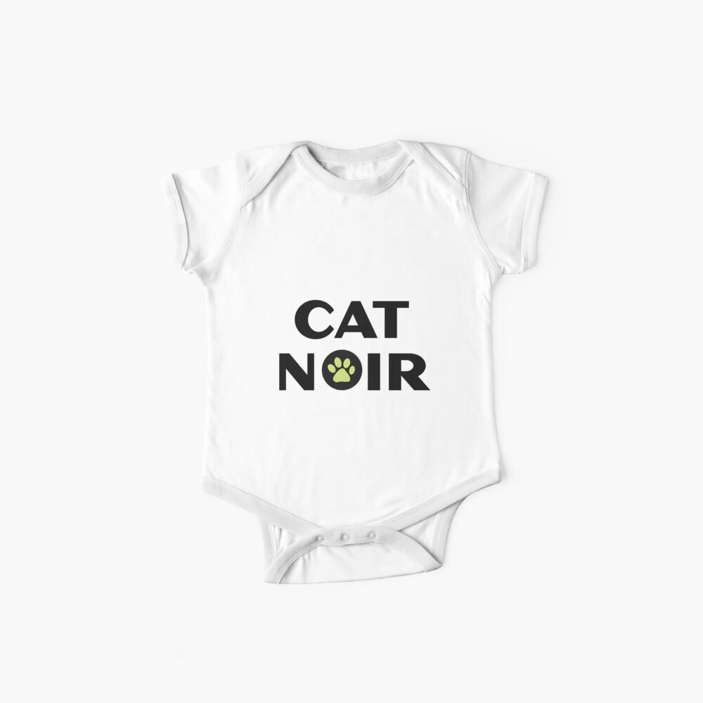 Miraculous Black Cat Noir Baby Body