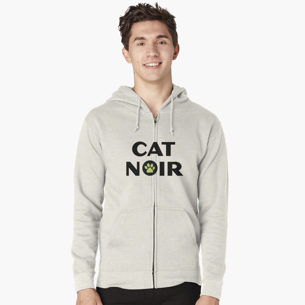 Miraculous Black Cat Noir Kapuzenjacke