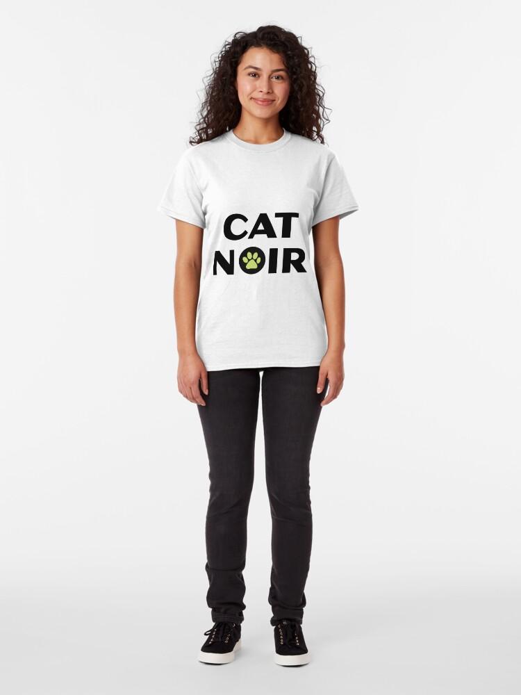 Alternative Ansicht von Miraculous Black Cat Noir Classic T-Shirt