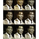 Jazz Heroes Series - Nat King Cole by MoviePosterBoy