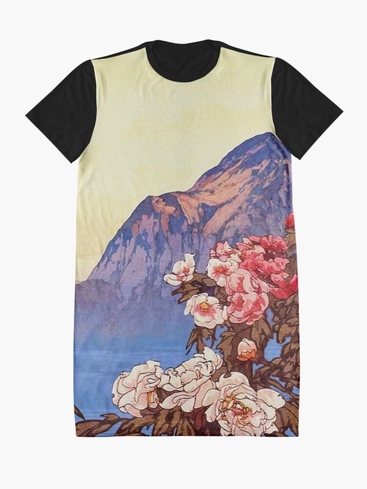 Alternative Ansicht von Kanata Düfte T-Shirt Kleid