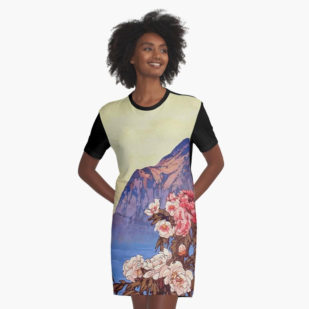 Kanata Düfte T-Shirt Kleid