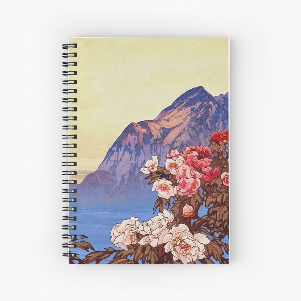 Kanata Scents Spiral Notebook