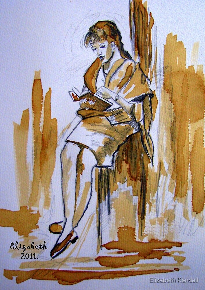 Waiting.. by Elizabeth Kendall
