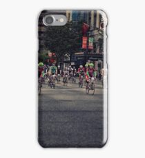 GranFondo Competition - Vancouver iPhone Case/Skin