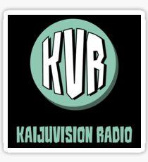 KVR Logo Sticker