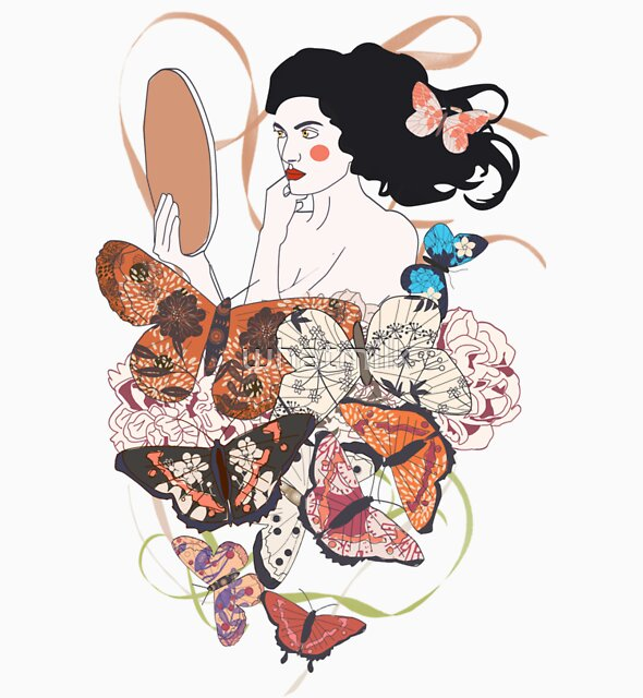 Madame butterfly by whatmilk