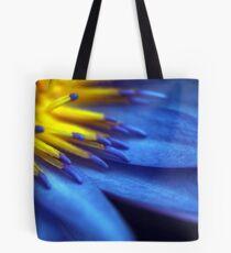 Waterlily Close-up Tote Bag