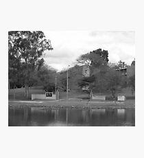 UQ Lodging Photographic Print