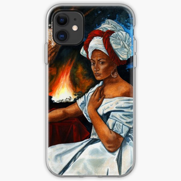 Marie Laveau by Stuart Littlejohn iPhone Soft Case