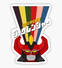 Kyoryu Sentai Zyuranger! Sticker