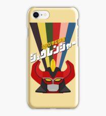 Kyoryu Sentai Zyuranger! iPhone Case/Skin