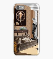 The Revenge (of the Maids) iPhone Case/Skin