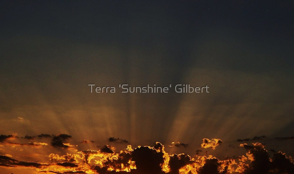 CROWN RAYS by Terra 'Sunshine' Gilbert