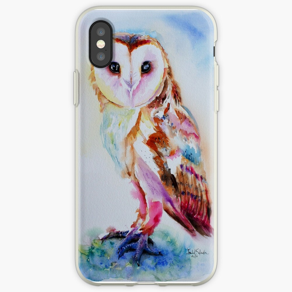 Barn Owl iPhone Cases & Covers