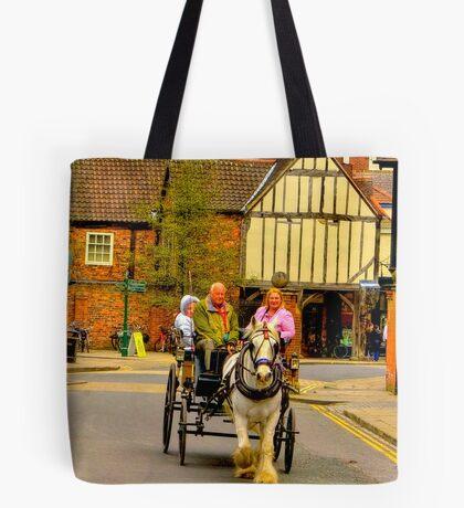 One Horse Power - York Tote Bag