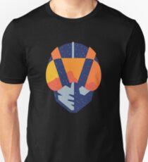 Camiseta unisex Logotipo de los aviadores de Art Las Vegas