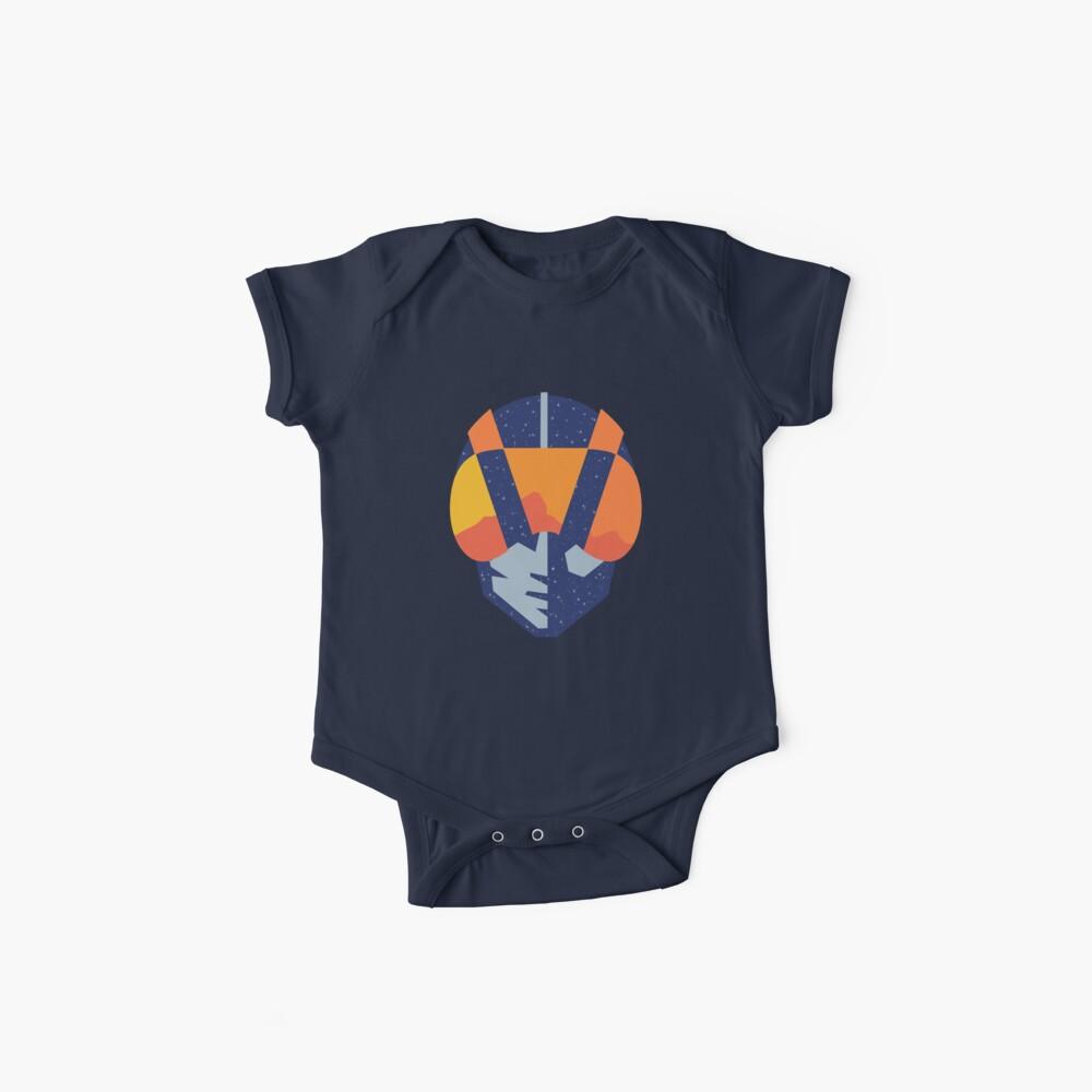 Art Las Vegas aviators logo Baby One-Piece