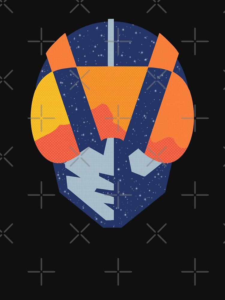 Art Las Vegas aviators logo by MimieTrouvetou