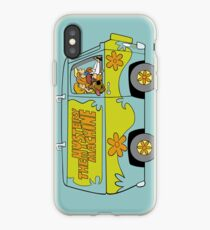 Scooby Doo Mystery Machine iPhone-Hülle & Cover
